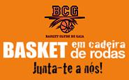 O Basket Clube de Gaia quer crescer a sua equipa de Basquetebol em cadeira de rodas.