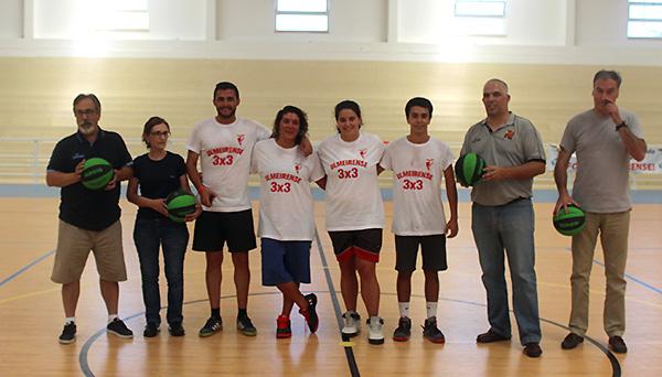1º Torneio 3x3 do Grupo Desportivo Ulmeirense