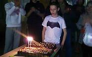 O aniversário do Gonçalo