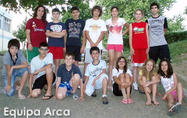 Equipa Arca