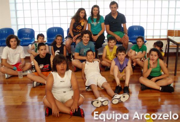 Equipa Arcozelo
