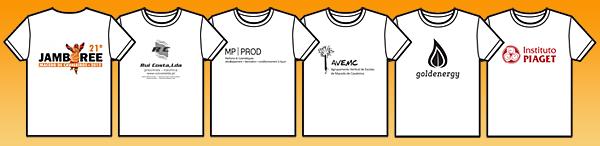 T-shirts Macedo de Cavaleiros