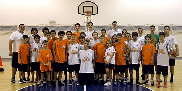 Sérgio Ramos Basketball Camp