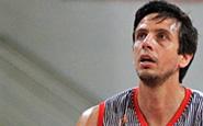 André Pinto, jogador da Ovarense Gavex
