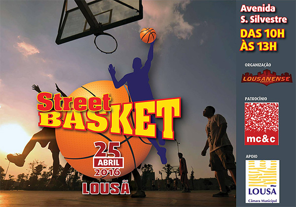 Street Basket da Liberdade