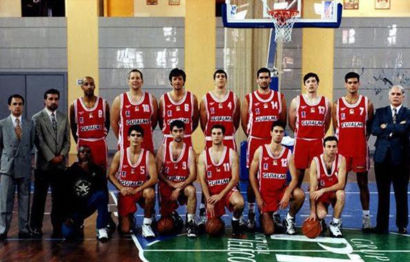 1998 - Estrelas vencem LCB
