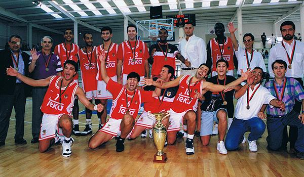 SL Benfica - Basquetebol