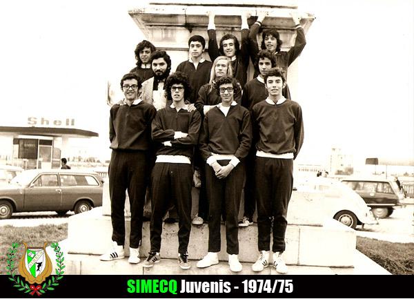 SIMECQ Juvenis - 1974/75