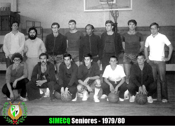 SIMECQ Seniores - 1979/80