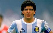 Diego Maradona vai ficar na história