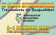 11ª edição do Clinic Internacional de Treinadores de Basquetebol ABP