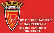 3º Clinic de Treinadores FC Barreirense 2014