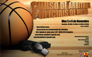 Curso de Juízes de Basquetebol