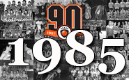 1985 - Ano de marasmo