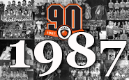 1987 - Finalmente o feminino