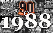 1988 – Apenas um título