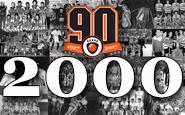 2000 – Ano de intensa actividade