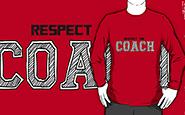 Respeitar o treinador