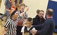 Insultos aos árbitros
