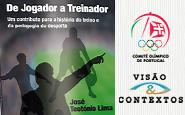 O livro De Jogador a Treinador, da Autoria do Prof. José Teotónio Lima.