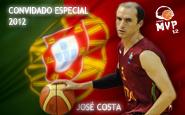 Convidado Especial dos Campos MVP 2012 José Costa