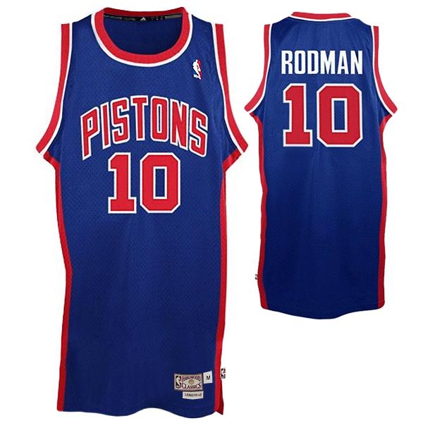 Camisola Swingman Dennis Rodman
