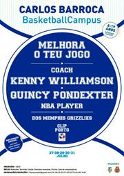 Quincy Pondexter e Kenny Williamson
