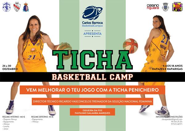 Ticha Basketball Camp