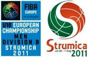 Strumica 2011 U16 Men