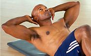 O abominável treino dos abdominais